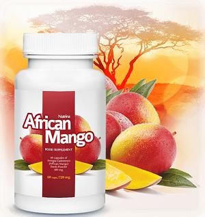 African Mango farmacia