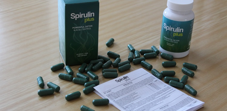 Spirulin Plus farmacia