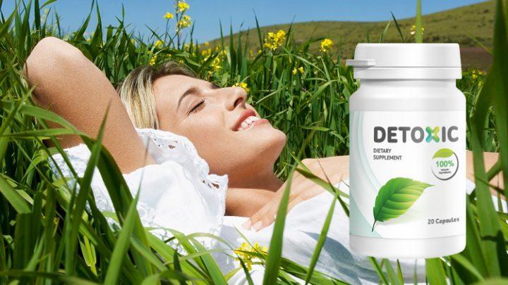 Detoxic – prezzo, farmacia, farmaco, ingredienti