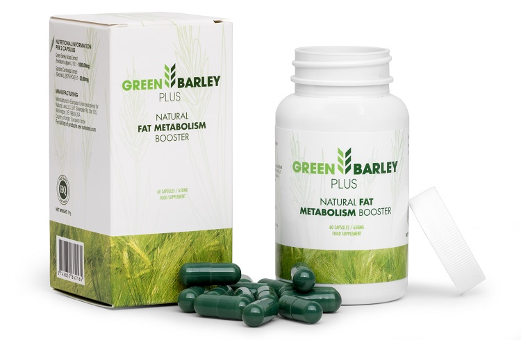 Green Barley Plus opinioni