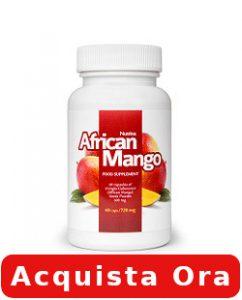 African Mango ingredienti