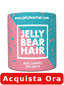Jelly Bear Hair controindicazioni