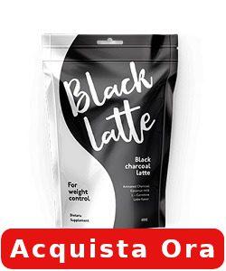 Black Latte ingredienti