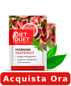 Diet Duet ingredienti