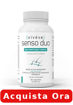 Vivese Senso Duo Capsules ingredienti