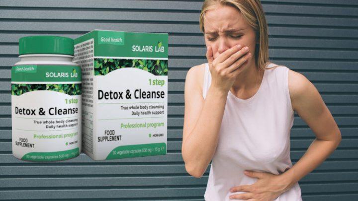 1StepDetox – prezzo, farmacia, controindicazioni, recensioni