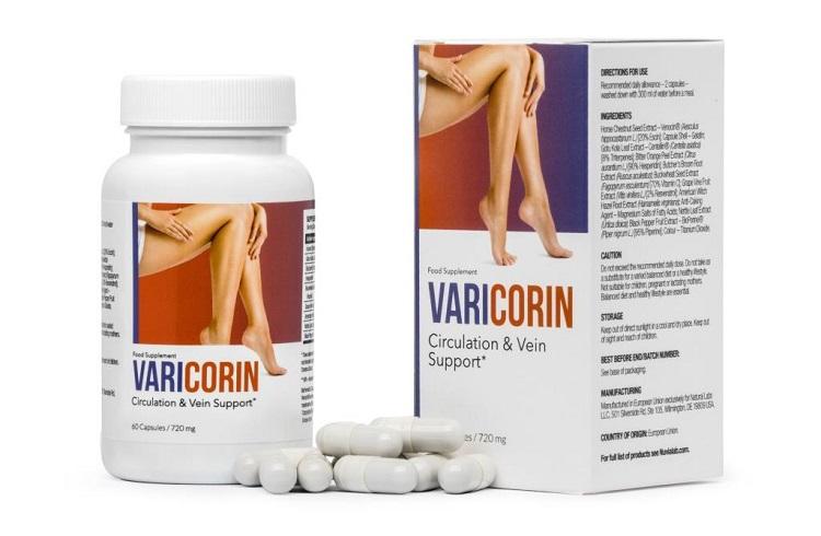 Varicorin – prezzo, controindicazioni, forum, recensioni