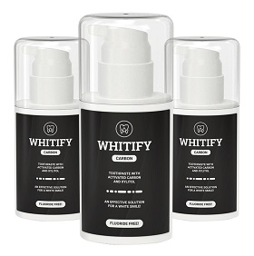 Whitify Carbon prezzo