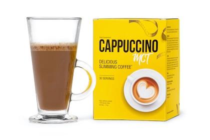 Cappuccino MCT ingredienti