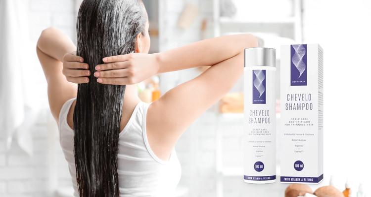 chevelo shampoo prezzo